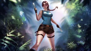 True Lara Croft. True Tomb Raider