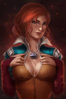 Triss by OlchaS