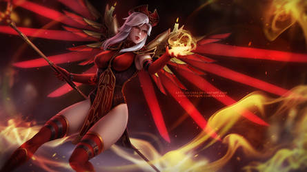 Whitemane Mercy by OlchaS