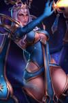 Celestial Empress Whitemane