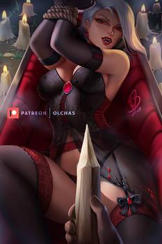 Vampire Countess Ashe