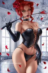 Black Queen Jean Grey