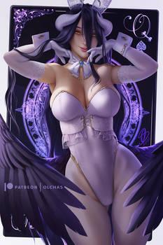 Bunny Queen Albedo