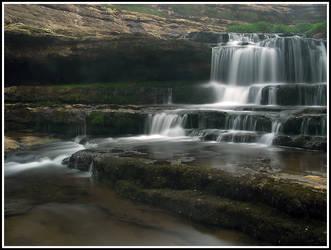 The waterfall III