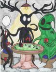 Paranormal Poker Night