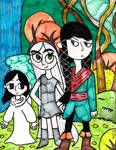 The Heroines of Ireland by Millie-the-Cat7