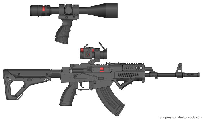 RQ The AK 56 Special By Geke Sulen