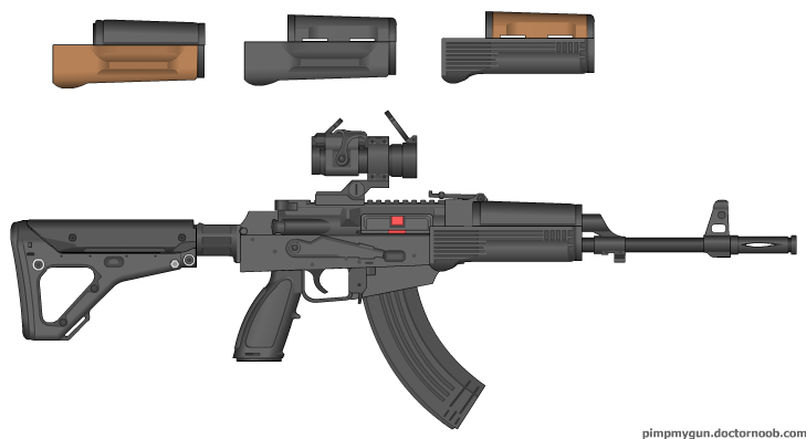 RQ The AK 56 Special Part 2 By Geke Sulen