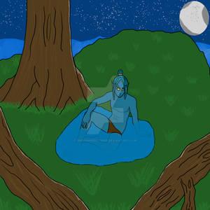 Even a druid needs a break
