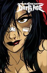 American Dark Age issue two by megabraincomics