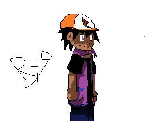 Ryo (me :D) by epikkid