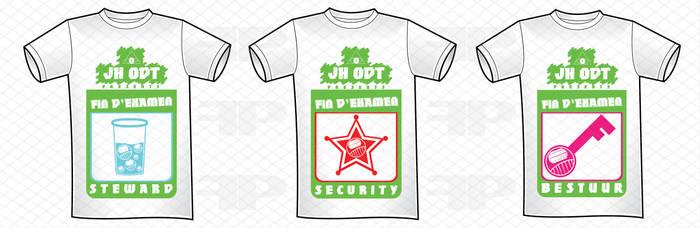 FinD'Exam party coworker uniform shirt  1.0