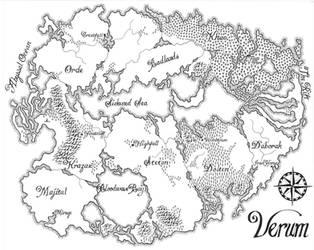 The World of Verum by TiffanyTiger