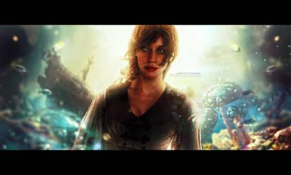 Queen of the Undersea by Vanleith