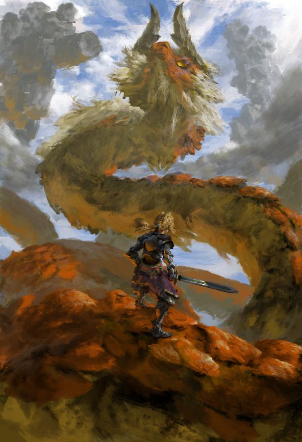 Dragon Slayer by Vanleith
