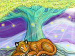 Beneath The Life Tree