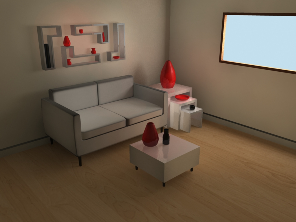 Simple Room _ongoing_ Project by leogomes91 on DeviantArt