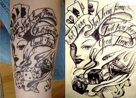 Tattoo idea by nancyfatale