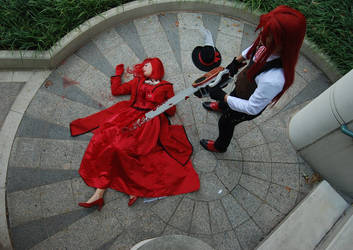 Beauty in Death by OotoriGroupCosplay