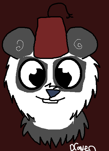 My Animal Jam Panda! by Draven-Chan on DeviantArt