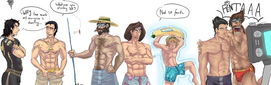 Guys...GUYS STAHP by RainbowSnow
