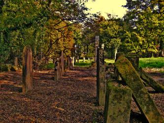 Cemetery 2 by Yughues