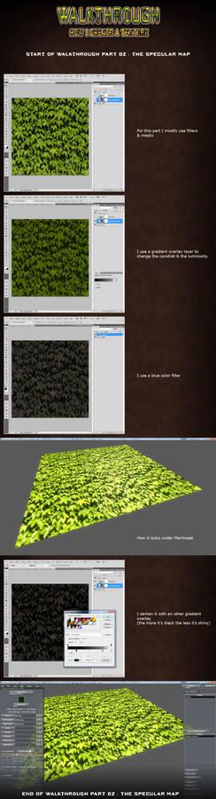 3D Texture Walkthrough Part 02