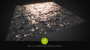 How To - Texture making walkthrough (video)