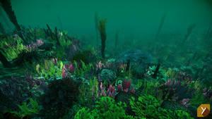 UPDATED - Unity : Underwater Plants