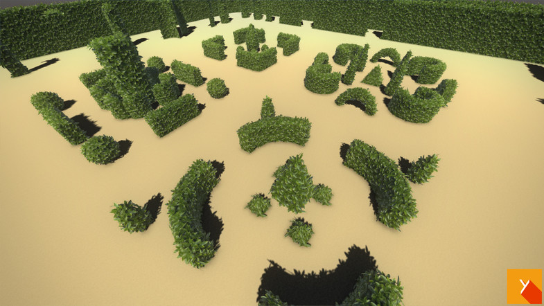 Unity : Yughues Modular Maze by Nobiax