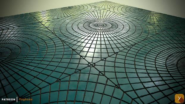 Yughues Pattern Tiles Material