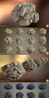 Yughues PhotoRock 07 - Cluster