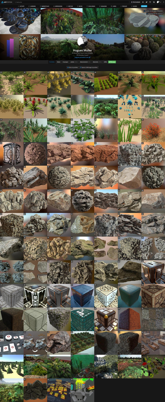 Screenshot 2020-10-27 A Plague Tale inspired ferns