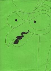 Zorak Folder by OrangeClover