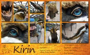 Kirin Finished by FurForge