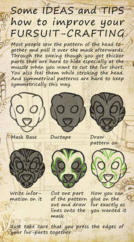 How to improve your fursuit-crafting - Pattern