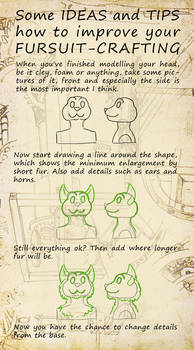 How to improve fursuitcrafting - Making a preview