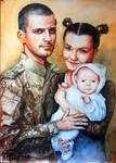 Family Portrait Speedpaint
