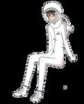 Astronaut Davis (Rocket Girls Suit)