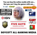 Boycott all Gaming Media