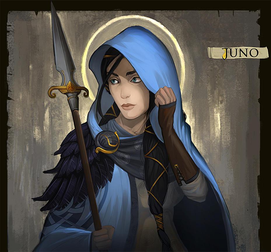 Juno by LeKsoTiger