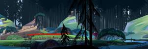 Art test for Banner saga