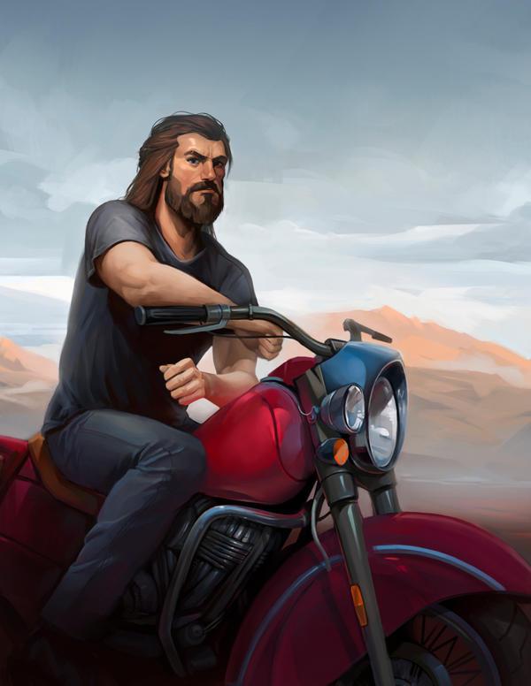 Rider by LeKsoTiger