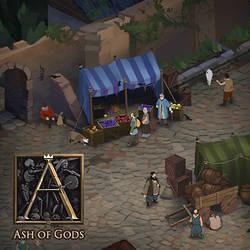 Ash of gods 1 by LeKsoTiger