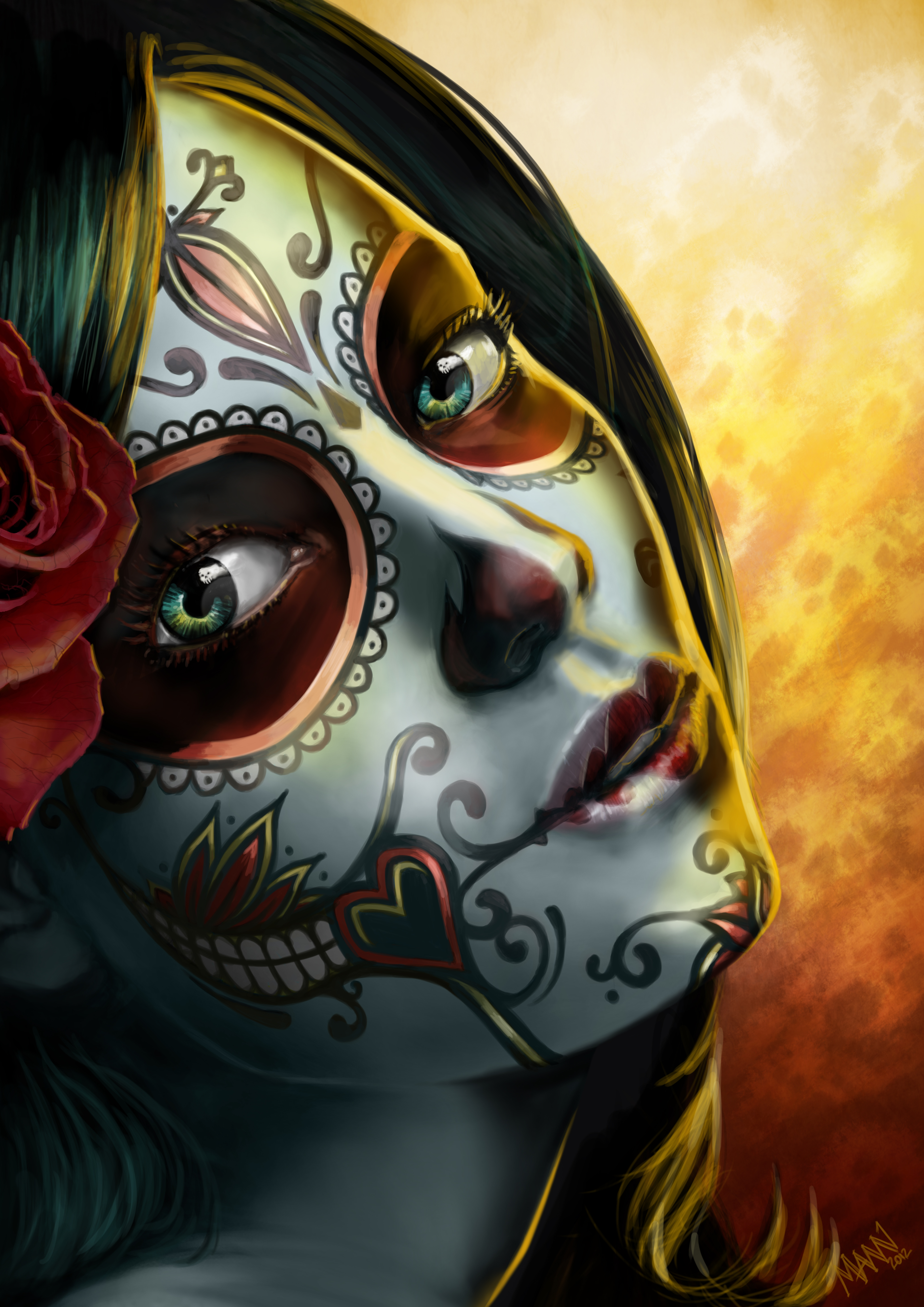 day of the dead - photo #42