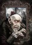 Capturing a Vampire's Portrait