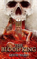 Keith Ward Blood King book over