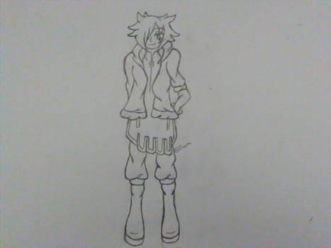 Hisame Oboro sketch