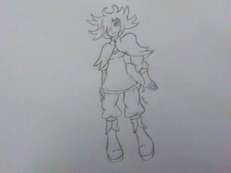 Epinard Danu sketch