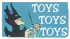 Toyman Stamp by RaySark